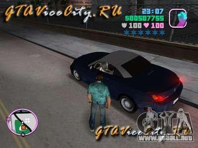 Lexus para GTA Vice City