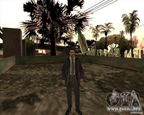 Estrías blancas para GTA San Andreas séptima pantalla