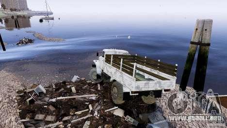Ruta Trialovskaâ para GTA 4 segundos de pantalla