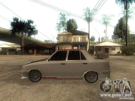 Renault 9 GTD para GTA San Andreas left
