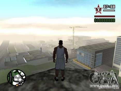 GUARDAR en cualquier lugar para GTA San Andreas