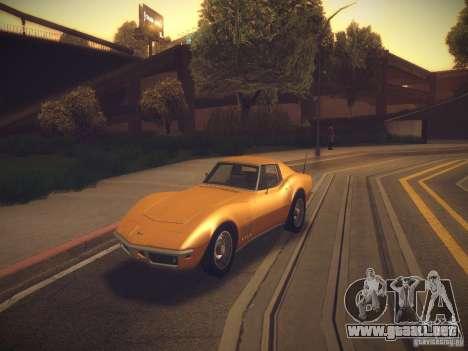 ENB v2 by Tinrion para GTA San Andreas