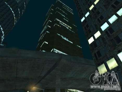 Nuevos rascacielos de texturas LS para GTA San Andreas undécima de pantalla