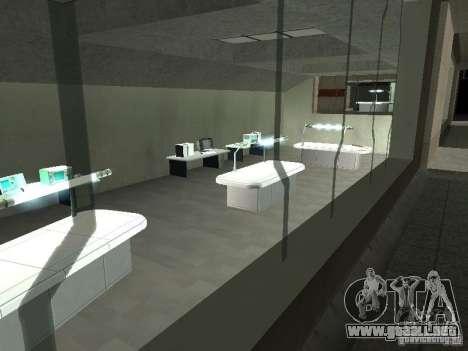 Zona abierta 69 para GTA San Andreas sexta pantalla