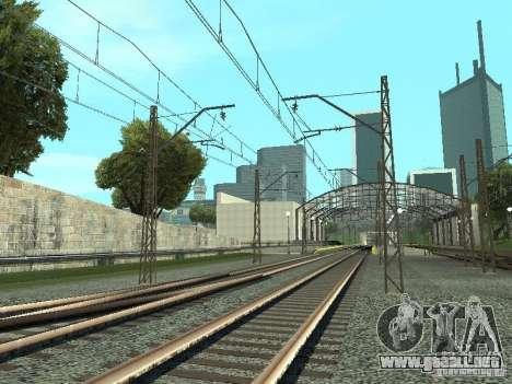Red de contactos para GTA San Andreas segunda pantalla