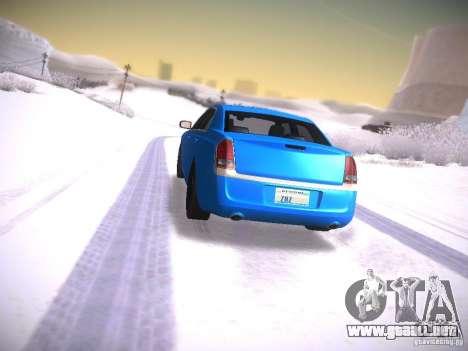 Chrysler 300C SRT8 2011 para GTA San Andreas left