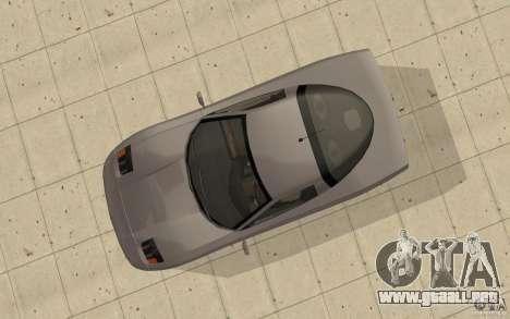 Coqueta de GTA 4 para la visión correcta GTA San Andreas