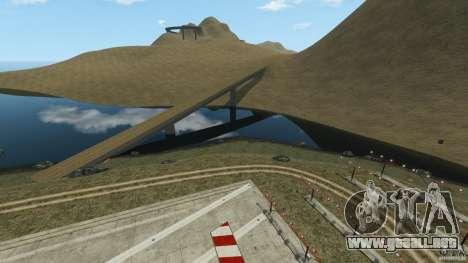 Desert Rally+Boat para GTA 4 quinta pantalla
