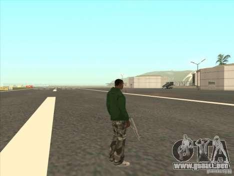Teletransporte a un marcador para GTA San Andreas tercera pantalla