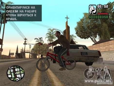 Niko Bellic para GTA San Andreas séptima pantalla
