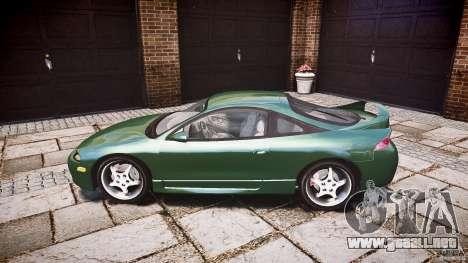 Mitsubishi Eclipse 1998 para GTA 4 left