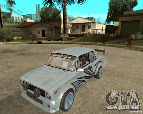 VAZ 2101 coches tuning para GTA San Andreas