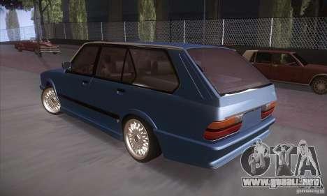 BMW E28 Touring para la visión correcta GTA San Andreas
