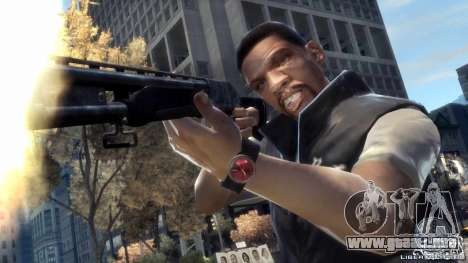 Imágenes de arranque en el estilo del GTA IV para GTA San Andreas décimo de pantalla