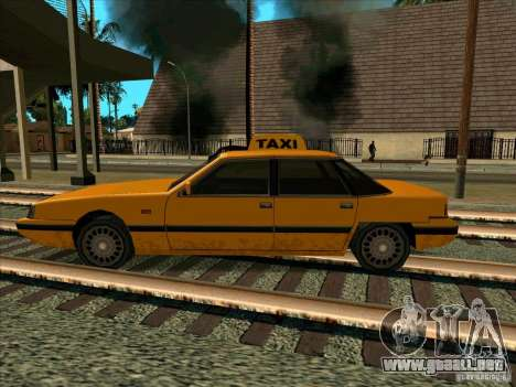 Intruder Taxi para GTA San Andreas left