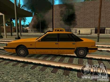 Intruder Taxi para GTA San Andreas left