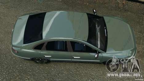 Hyundai Azera para GTA 4 visión correcta