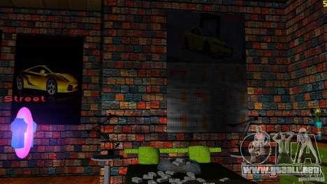 Hotel Retekstur para GTA Vice City décimo de pantalla