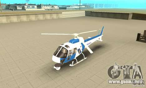 AS-350 Police para GTA San Andreas
