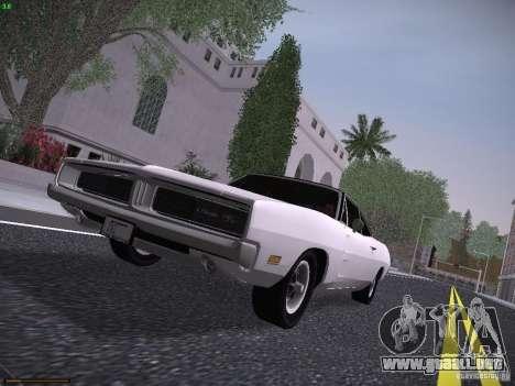LiberrtySun Graphics ENB v3.0 para GTA San Andreas décimo de pantalla