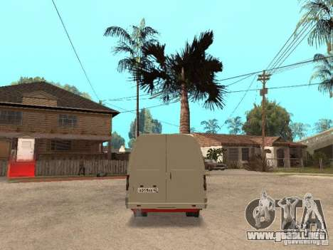 2705 Gacela para visión interna GTA San Andreas