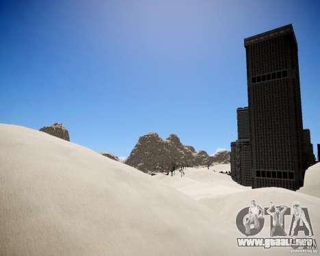 Desert Storm v1.0 para GTA 4 segundos de pantalla