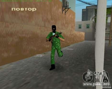 AK-74 para GTA Vice City sucesivamente de pantalla