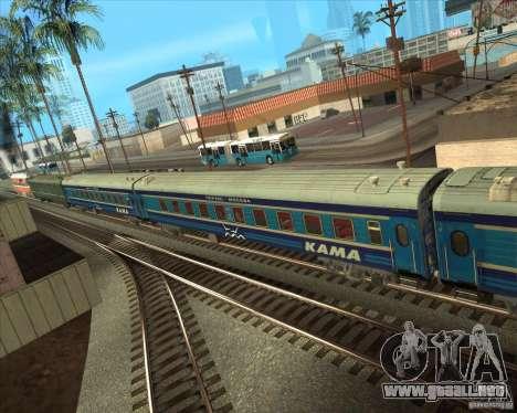 Coche KAMA para GTA San Andreas