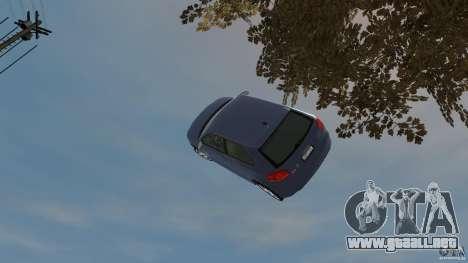 Audi S3 2006 v1.1 no es tonirovanaâ para GTA 4 vista superior