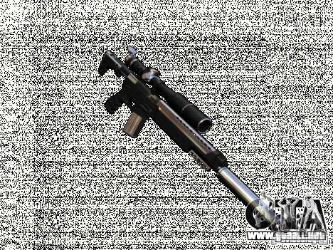 Weapon pack v2 para GTA San Andreas