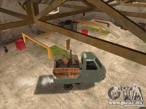 Ape Piaggio para la visión correcta GTA San Andreas