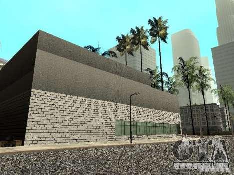 Todos Santos hospital para GTA San Andreas quinta pantalla
