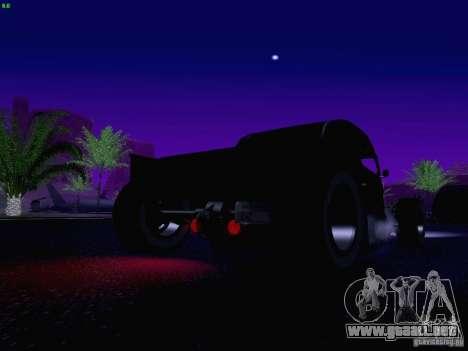 Ford Pickup Ratrod 1936 para GTA San Andreas