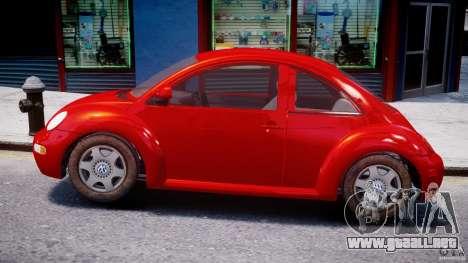 Volkswagen New Beetle 2003 para GTA 4 left