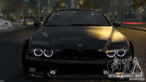 BMW M5 E39 AC Schnitzer Type II v1.0 para GTA motor 4