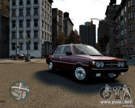 FSO Polonez 1500 Borewicz para GTA 4
