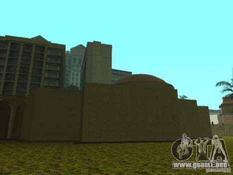 Nuevas texturas para casino Calígula para GTA San Andreas sucesivamente de pantalla