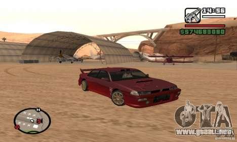 Arreglar el Auto para GTA San Andreas
