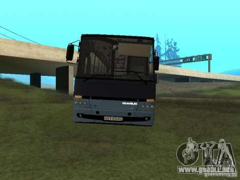 Ikarus C60 para GTA San Andreas