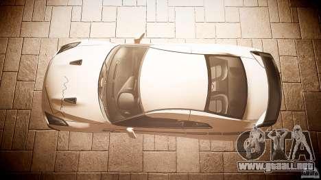 Nissan GT-R (R35) Mines 1.1 para GTA 4 visión correcta