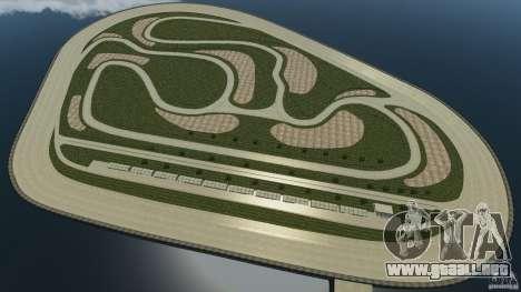 Dakota Raceway [HD] Retexture para GTA 4 segundos de pantalla