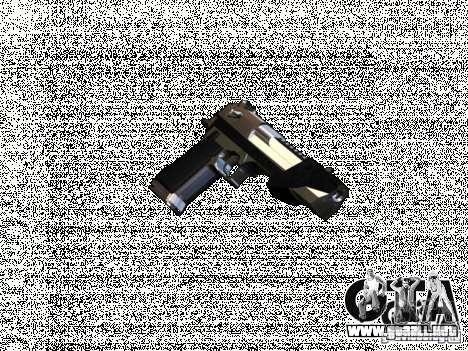 Weapon pack v2 para GTA San Andreas tercera pantalla