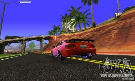 Tropick ENBSeries por Jack_EVO para GTA San Andreas novena de pantalla