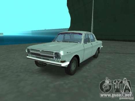 GAS 24p para GTA San Andreas