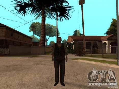 Actualizado Pak personajes de Resident Evil 4 para GTA San Andreas quinta pantalla