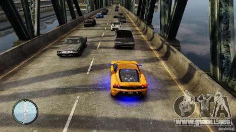 Traffic Load [Final] para GTA 4 segundos de pantalla
