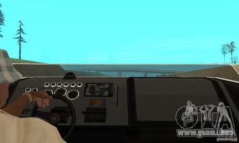 GTAIV TBOGT Smuggler para la visión correcta GTA San Andreas
