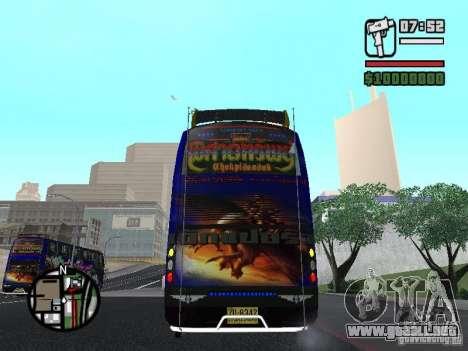 Neoplan para visión interna GTA San Andreas