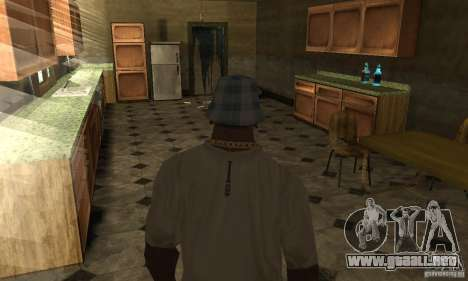 GTA SA Enterable Buildings Mod para GTA San Andreas séptima pantalla