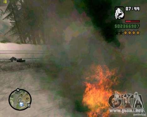 Masterspark para GTA San Andreas séptima pantalla